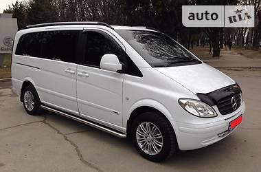 Mercedes-Benz Vito пасс. LONG CLIMA 2009