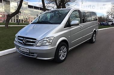 Mercedes-Benz Vito пасс. CDI 116 2012