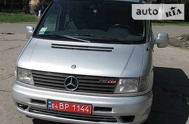 Mercedes-Benz Vito пасс. 110 2002