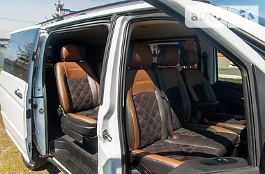 Mercedes-Benz Vito пасс. LONG  2013