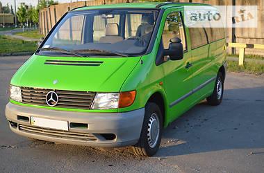 Mercedes-Benz Vito пасс. 108D 1999