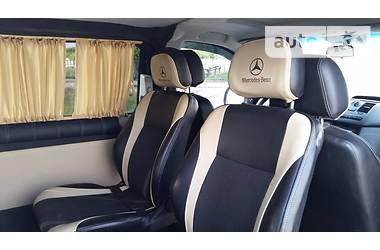Mercedes-Benz Vito пасс. LONG 111 CDI 2007