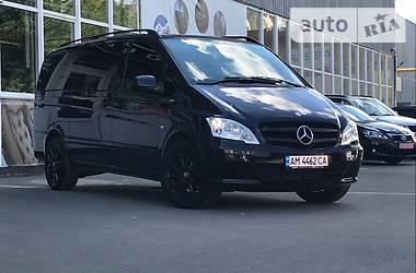 Mercedes-Benz Vito пасс. 116CDI  2012