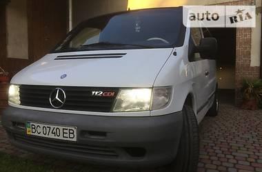 Mercedes-Benz Vito пасс. 112 2002