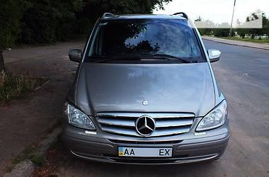 Mercedes-Benz Vito пасс. Long 2009