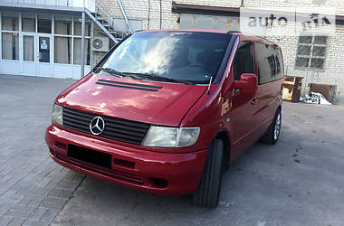 Mercedes-Benz Vito пасс. 112 CDI 2002