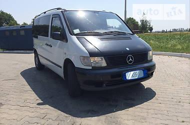 Mercedes-Benz Vito пасс. V220 2002