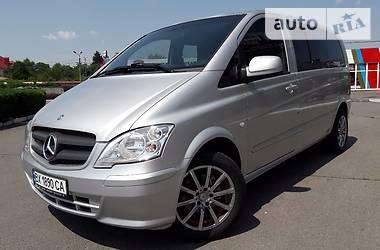 Mercedes-Benz Vito пасс. 120 CDI 2010