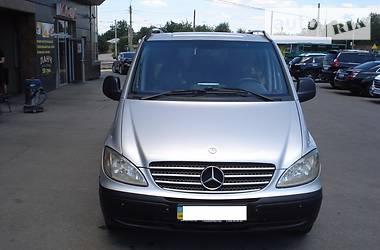 Mercedes-Benz Vito пасс. 115 CDI Extra Long 2004