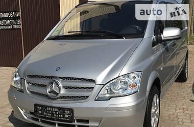 Mercedes-Benz Vito пасс. 120 KW FULL 2014