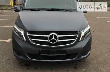 Mercedes-Benz Vito пасс. V 220 GRAND EDITION 2015
