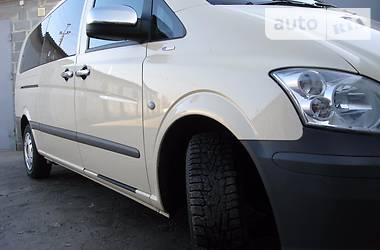 Mercedes-Benz Vito пасс. 113 EXTRA LONG 2012