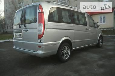 Mercedes-Benz Vito пасс. Long 2005