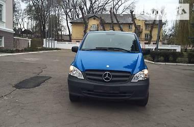 Mercedes-Benz Vito пасс. 116 СDI  4X4  2012