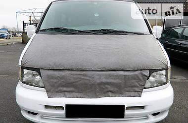 Mercedes-Benz Vito пасс. 110 CDI 2002