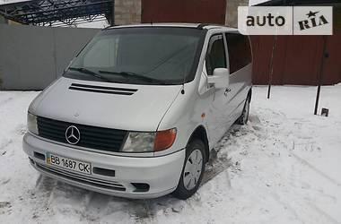 Mercedes-Benz Vito пасс. 2.3   2000