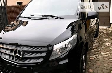 Mercedes-Benz Vito пасс. 2015