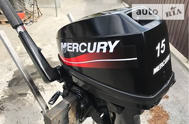 Mercury 15М  2015