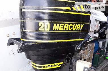 Mercury 20M  1989