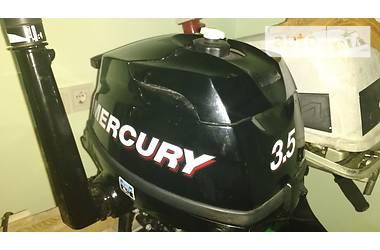 Mercury 3.5 hp  2014