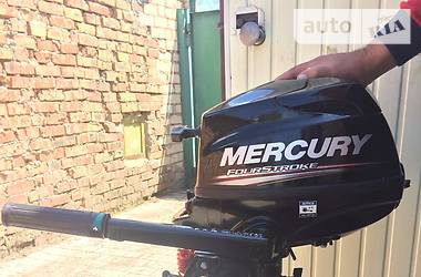Mercury 3.5 hp  2015