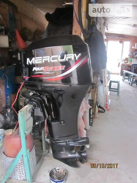 Mercury 50 2004 года