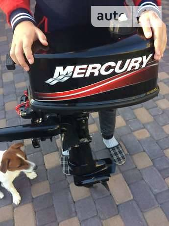 Mercury 5M 2011 року