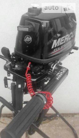 Mercury 5M 2011 года