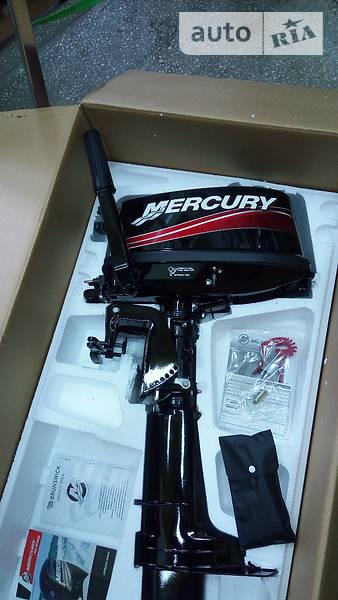 Mercury 5M 2016 года
