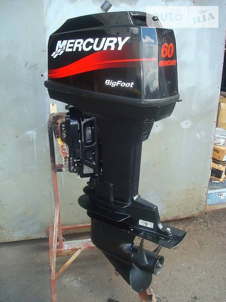 Mercury 60 2005 года