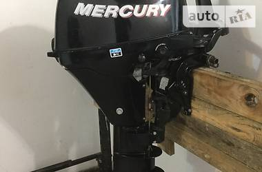 Mercury 8M  2007