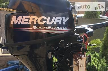 Mercury 9.9 HP  2016