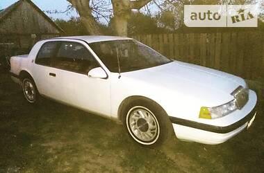 Mercury Cougar  1989