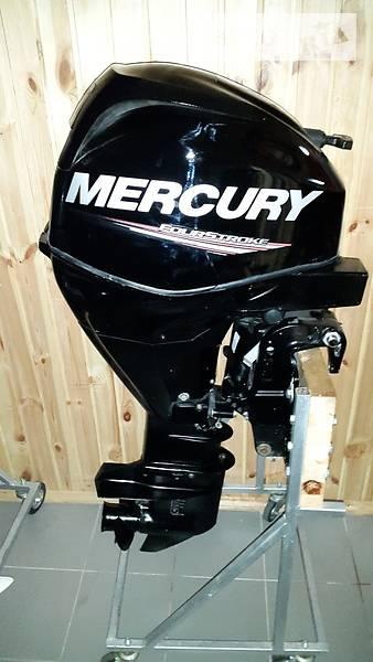 Mercury EFI 2012 года