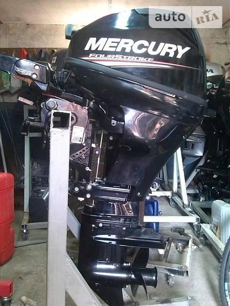 Mercury F 2015 року