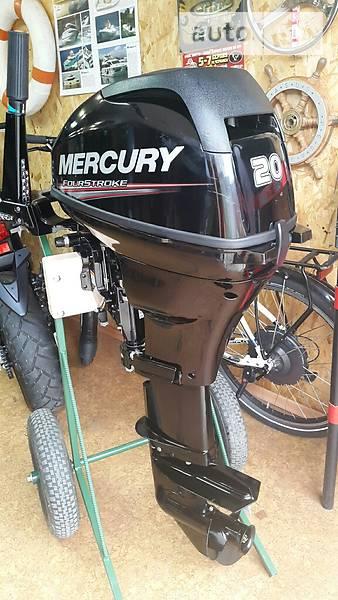 Mercury F 2016 года