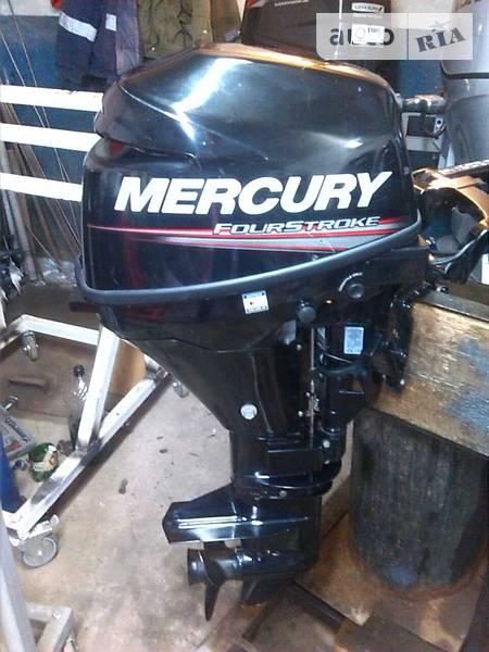 Mercury F 2014 року