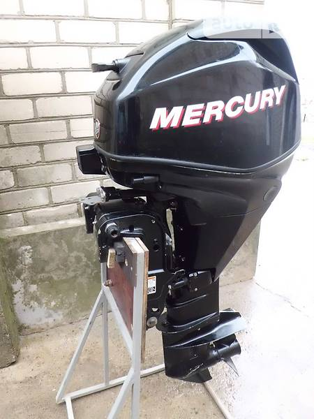 Mercury F 2007 года