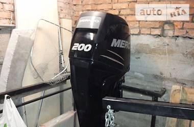 Mercury Verado MERCURY 200 verado 2013