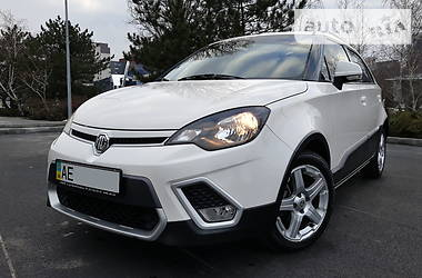 MG 3 Cross Automatic NEW 2014