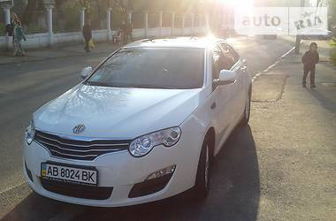 MG 550  2011