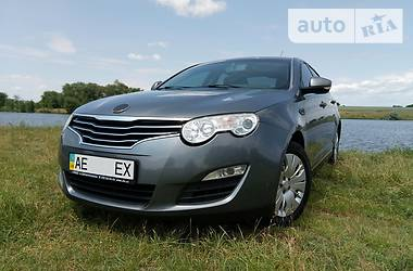 MG 550 1.8 Business Сlass 2012