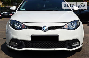 MG 6 1.8 Turbo 2012