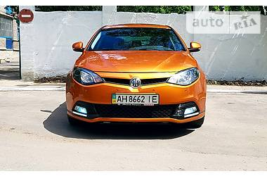 MG 6 Delux 2013