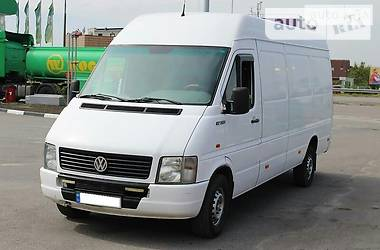 Характеристики Volkswagen LT груз. Микроавтобус грузовой (до 3,5т)