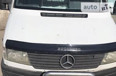 Характеристики Mercedes-Benz Sprinter 312 груз. Микроавтобус грузовой (до 3,5т)