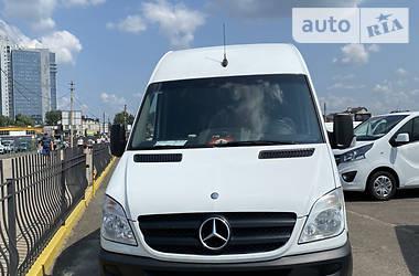 Характеристики Mercedes-Benz Sprinter 315 груз. Мікроавтобус вантажний (до 3,5т)