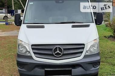Характеристики Mercedes-Benz Sprinter 316 груз. Мікроавтобус вантажний (до 3,5т)