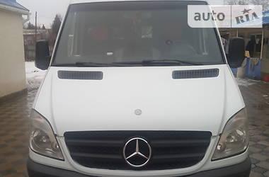 Характеристики Mercedes-Benz Sprinter 318 груз. Микроавтобус грузовой (до 3,5т)