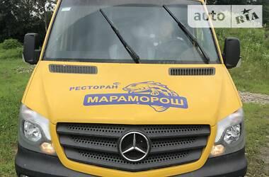 Характеристики Mercedes-Benz Sprinter 519 груз. Микроавтобус грузовой (до 3,5т)